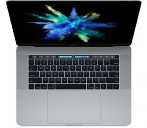 замена дисплея macbook